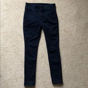 NWOT Express High Waisted Wide Waistband Leggings